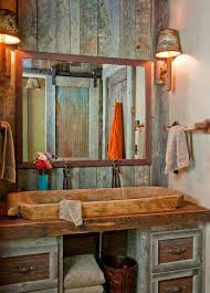 Impressive Country Rustic Bathroom Ideas Woohome Intended Design Inspiration