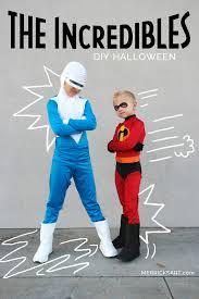 diy incredibles costumes dash frozone and jack jack