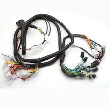 gy6 150cc wiring harness wiring diagrams chinese gy6 150cc wire harness wiring assembly scooter moped for 11 gy6 150cc wiring harness diagram