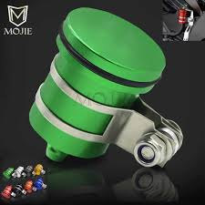 Motorcycle Brake <b>Fluid</b> Reservoir Clutch Tank Cylinder Master <b>Oil</b> ...