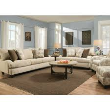 Living Room Sectionals On Fawn Living Room Sofa Loveseat 552 Living Room Furniture