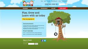 Treehouse  DaycareClixWeb Design Treehouse