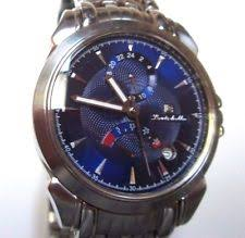 louis bolle watch mens authentic louis bolle summit blue 2006 self winding watch date
