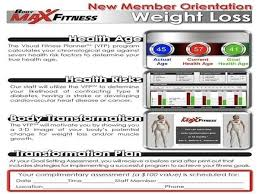Visual Fitness Planner | Gojiberrycilegi.com
