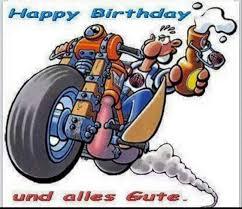 Pin Von Sylo Auf Geburtstag Motorrad Geburtstag Alles Gute