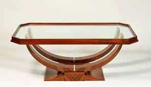art deco style coffee table by iliad design 2 art deco style furniture occasional coffee