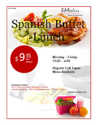 Flyer Templates Microsoft Word Lunch Flyer Template Microsoft Word Templates