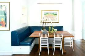 leather breakfast nook furniture. Plain Furniture Breakfast Nook Bench Seating Table With  Wooden And Navy   Inside Leather Breakfast Nook Furniture R