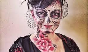 21 día de los muertos makeup looks you won t believe