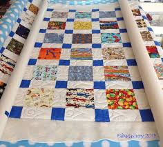 Fabadashery Longarm Quilting: Project Linus UK - Festival of ... & Eye Spy Charm Square Quilt Adamdwight.com