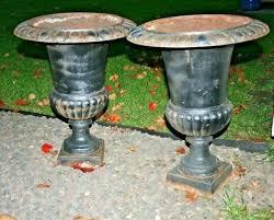garden antique garden urn vatican