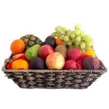 igiftfruithers au fruit basket gift with metal handles 79 00