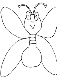 bug coloring pages for kids lightning bugs sheets printable in humorous draw little firefly page sheet