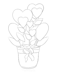 Beautiful heart coloring pages for adults (and kids). 70 Best Heart Coloring Pages Free Printables For Kids Adults