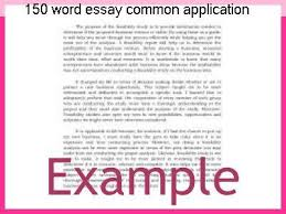 150 word essay 150 word essay common application term paper help