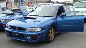 1998 Subaru Impreza WRX STI RA 555 Limited - Sold to yet another ...