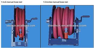 1 inch garden hose. Wall Mounted Garden Hose Reel,manual,motor And Hydrualic Drive,painted Or Galvanized 1 Inch