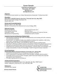 Entry Level Sales Associate Resumes Retail Sales Representative Sample Resume Podarki Co