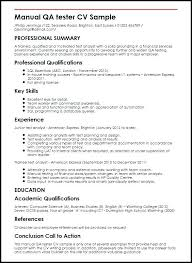Manual Testing Resume Sample Best Of Software Test Lead Resume Sample Gallery Resume Format Examples 24
