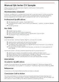Manual Testing Resume Sample Best Of Software Test Lead Resume Sample Gallery Resume Format Examples 24