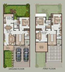 small row house design india