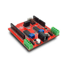 it can work with the power supply from 4 75v to 15v high accuracy controlling