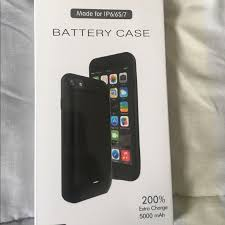 iphone 6 battery size other iphone 66s battery case poshmark