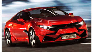 mitsubishi new sports car