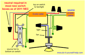 electrical wiring in the home ceiling fan wiring 1 gif home light switch wiring diagram home image wiring 500 x 327