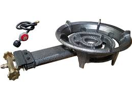 portable large high pressure propane burner gas stove cooking camping outdoor