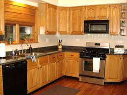 kitchen wall colors with oak cabinets. Kitchen Colors With Oak Cabinets Best Natural For Walls Wall I