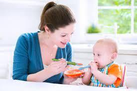 Mấy tháng cho bé ăn dặm là tốt nhất và chuẩn khoa học? - HoangAnhOnline.Com