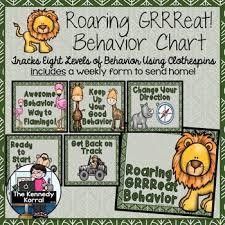 Chart Jungle Behavior Clip Chart Jungle Safari