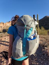 Osprey Exos 48 Size Chart Gear Review Osprey Eja Womens Backpack The Trek