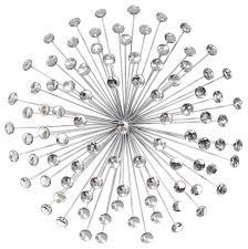 stratton home decor 24 silver acrylic