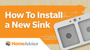How To Install A Kitchen Faucet  Happiness Is HomemadeHow To Install A New Kitchen Sink