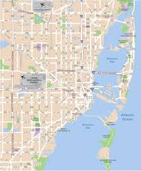 large miami maps for free download and print  highresolution and