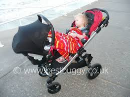 i used a bugaboo co inside the carrycot but only because my baby associated it with nap time in a diffe pushchair