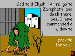 Image result for photo elijah at zarephath
