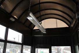 Heater Fixer Overhead Heaters Not So Hot At Rouge Hill Go Station Fixer