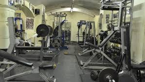 original temple gym