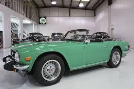 1976 triumph tr6 roadster clic