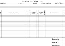 It Maintenance Plan Template Jsondb Me