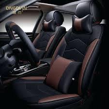 brown car seat covers