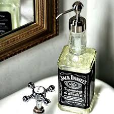 Cool soap dispenser Hand Soap Rustic Diy Man Cave Ideas Vintage Room Decor Ideas Diy Soap Dispenser From Jack Diy Joy 11 Diy Soap Dispensers To Dress Up Your Sink