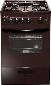Плита Комбинированная <b>Лысьва ЭГ 401 МС-2у</b>, коричневый ...