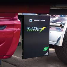 tripace electric powered the tripace is an all electric battery powered apu system which means significant savings on fuel reduced operation of the tractor engine