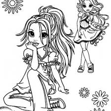 Small Picture Avery the Rock Star in Moxie Girlz Coloring Pages Avery the Rock