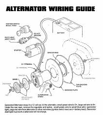 air cooled vw and dune buggy technical articles part 2 tech article alternator wiring guide