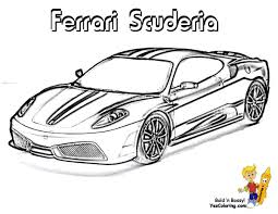 3 443 With Ferrari Coloring Pages Coloring Pages For Children